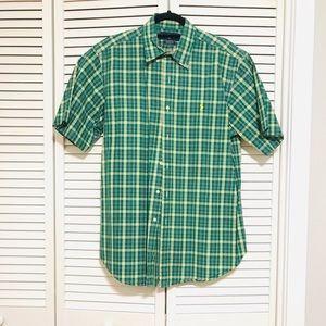 Ralph Lauren Short Sleeve Classic Fit, Button Down